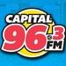 Capital 96.3 - CKRA-FM Logo
