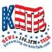 KNTR 106.3 Voice Of The Free - KNTR Logo