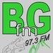 BGfm Radio Logo