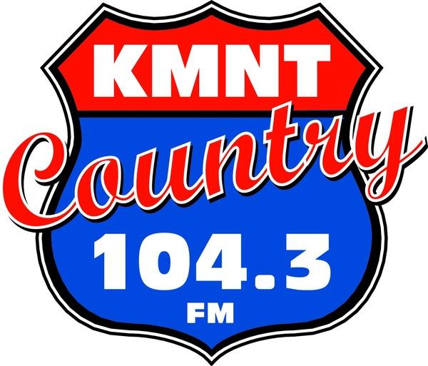 104.3 FM KMNT - KMNT