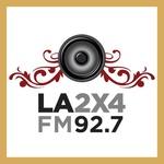 La 2x4 Logo