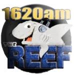 The Reef 1620 AM - WDHP Logo