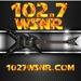 102.7 WSNR Logo
