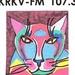 KRKV Logo