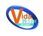 Vida 99.1 FM - WVVD-LP Logo