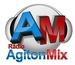 RadioAgitonMix Logo