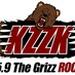 The Grizz - KZZK Logo