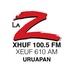La Zeta Uruapan - XEUF Logo