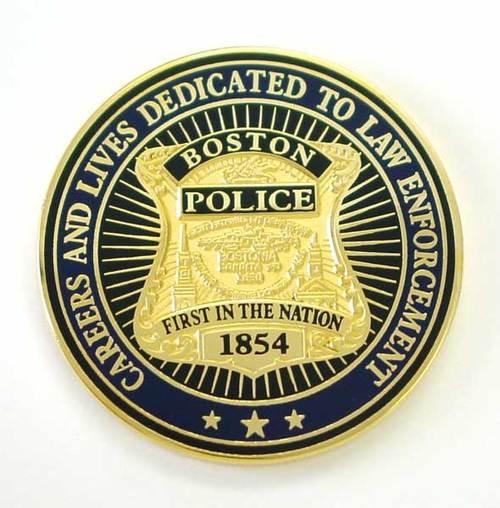 Boston, MA Police