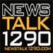 NewsTalk 1290 - KWFS Logo