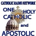 Catholic Radio Network - WGLA Logo