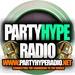 PartyHype Radio Logo