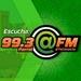 Arroba@FM - XHHHI Logo