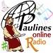 Paulines Online Radio Logo