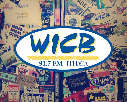 WICB 91.7 FM Ithaca - WICB
