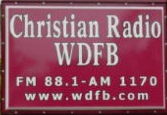 WDFB Christian Radio - WDFB-FM
