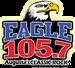 Eagle 102.3 Logo