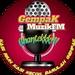 Gempak Muzik FM Logo