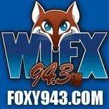 Foxy 94-3 - WIFX-FM