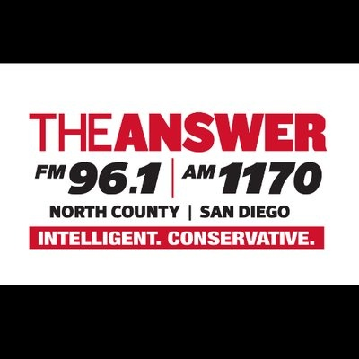 The Answer San Diego AM 1170 - KCBQ