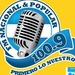 Nacional y Popular FM 100.9 Logo