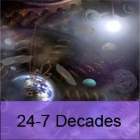 24/7 Niche Radio - 24-7 Decades (The Number One's)