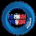 Radio Espace - French Touch Logo
