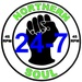 24-7 Niche Radio - 24-7 Northern Soul Logo