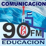 La Noventa de Devoto Logo