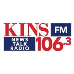 KINS 106.3 FM - KINS-FM