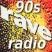 90s Rave Radio Logo