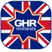 GHR Midlands UK Logo