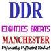 DDR Eighties Greats Logo