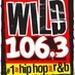 Wild 106.3 - WZLD Logo