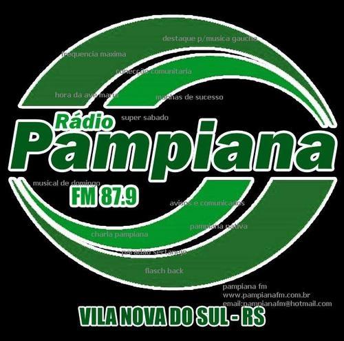Radio Pampiana FM 87.9