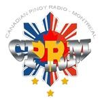 Canadian Pinoy Radio - Montreal Logo
