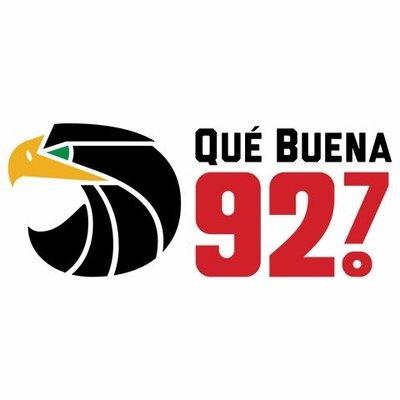 Que Buena 92.7 FM - WQBU-FM