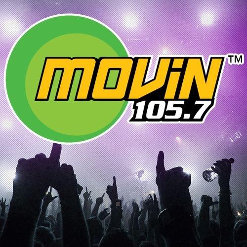 Movin105.7 - KMVN