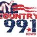 KDWD 991 Logo