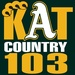 Kat Country 103.3 - KATM Logo