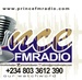 Prince-FM Radio Ibadan  Logo