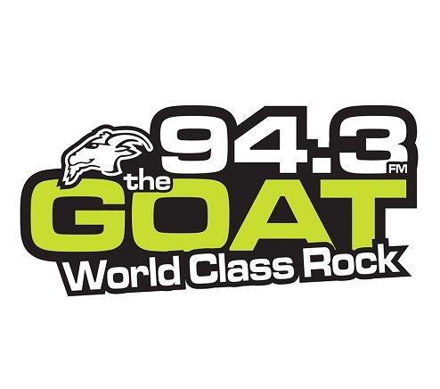 94.3 The Goat - CIRX-FM