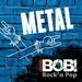 RADIO BOB! - BOBs Metal Logo