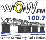 WOW FM 100.7 Logo