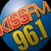 KISS FM - WPKF Logo