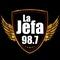 La Jefa - XHMQ Logo