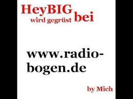 Radio-bogen