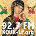 Our Lady of Perpetual Help Radio - KOUR-LP Logo