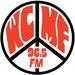 96.5 WCMF - WCMF-FM Logo
