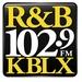 KBLX 102.9 - KBLX-FM Logo